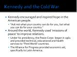 kennedy and the cold war3