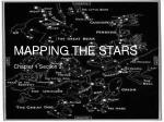 mapping the stars