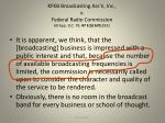 kfkb broadcasting ass n inc v federal radio commission 60 app d c 79 47 f 2d 670 1931