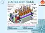 clic two beam module