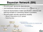 bayesian network bn