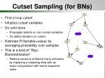 cutset sampling for bns