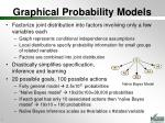 graphical probability models