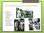 counter culture movement