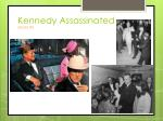 kennedy assassinated zapruder film
