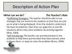 description of action plan3