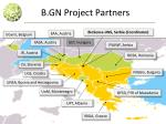 b gn project partners