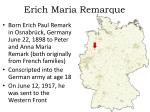 erich maria remarque1