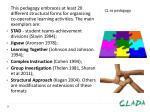 cl as pedagogy