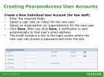 creating pearsonaccess user accounts1
