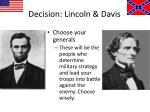 decision lincoln davis