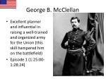 george b mcclellan