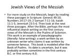 jewish views of the messiah4