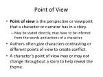 point of view1
