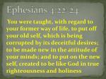 ephesians 4 22 24
