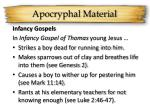 apocryphal material1