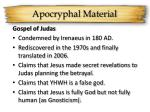 apocryphal material2