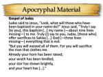 apocryphal material3