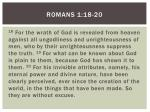 romans 1 18 201