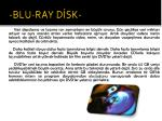 blu ray d sk