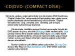 cd dvd compact d sk1