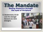 the mandate1