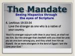 the mandate2