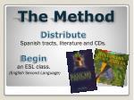 the method2