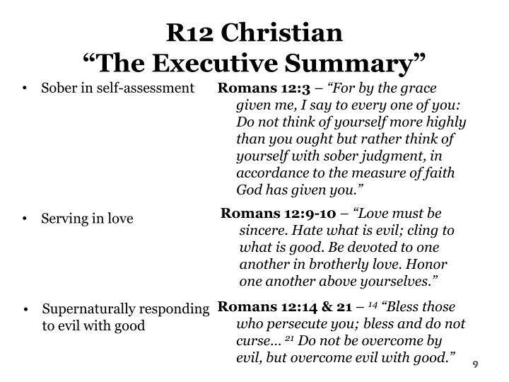 R12 Christian