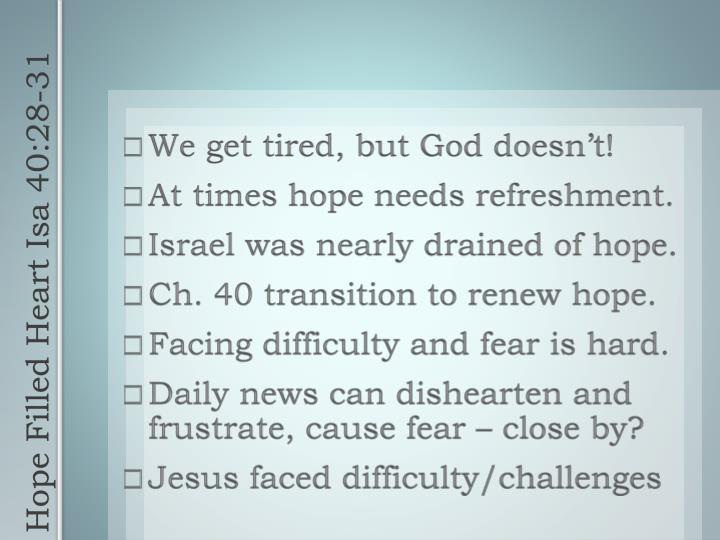 Hope filled heart isa 40 28 31