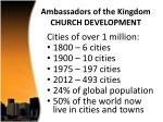 ambassadors of the kingdom church development6