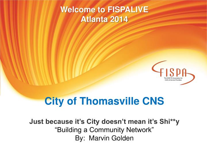 city of thomasville cns n.