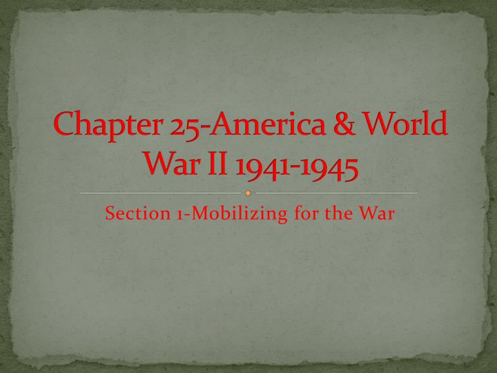 how did wwii change america and the world essay How did ww2 affect the lives of people around the world page essay on how world war 2 changed the world and still did america drop their.