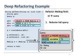 deep refactoring example6
