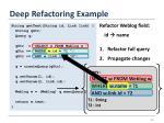 deep refactoring example7