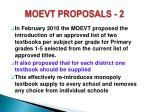 moevt proposals 2