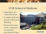ucr school of medicine