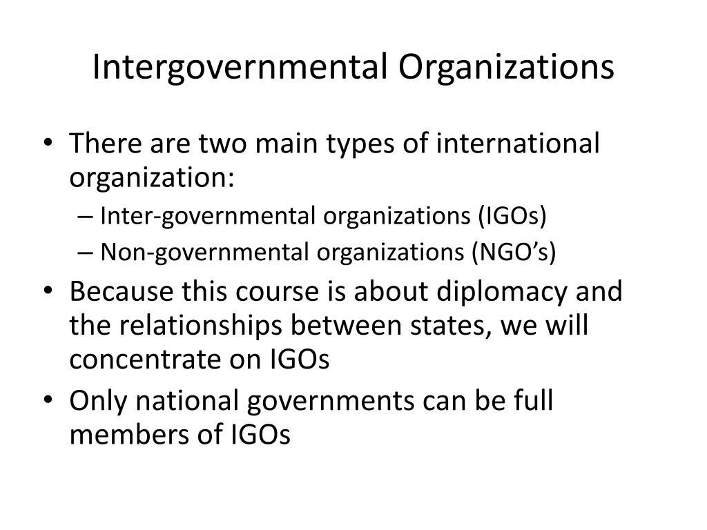 PPT - International Diplomacy PowerPoint Presentation - ID