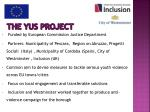 the yus project