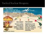 tactical nuclear weapons1
