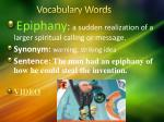 vocabulary words10
