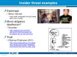 insider threat examples