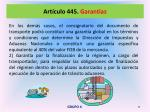 art culo 445 garant as1