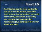 romans 1 27