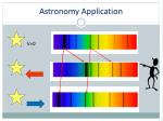 astronomy application