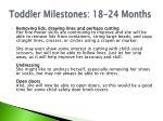 toddler milestones 18 24 months1