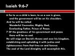 isaiah 9 6 7