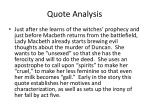 quote analysis1