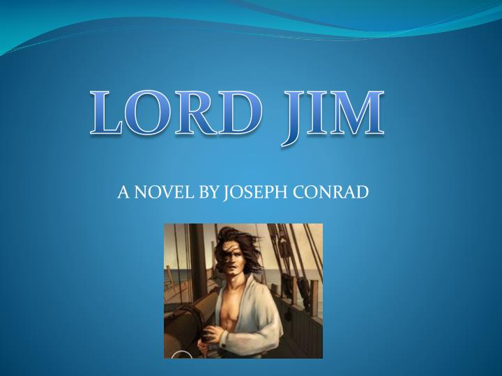 a novel by joseph conrad n.