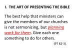i the art of presenting the bible4